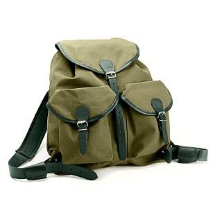 Rucksack aus Segelleinen 32L