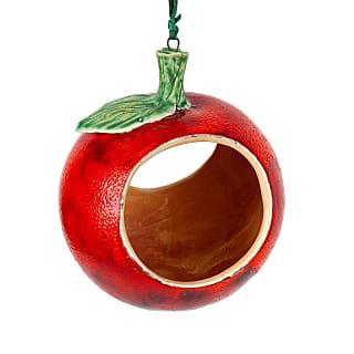 Vogeltränke Apfel
