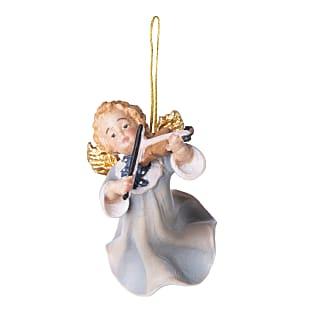 Handbemalter Engel mit Geige